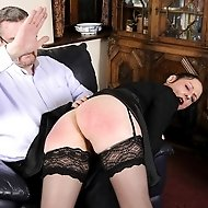 Wife spanked for overspending