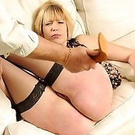 Spank and strap for Sarah