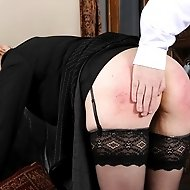 Punished housewife